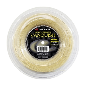 Multifilament String Solinco Vanquish 1.30 200 m Reel  Natural 1920039
