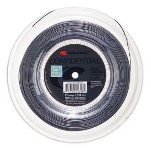 Monofilament String Solinco Confidential 1.20 200 m Reel  Grey 1920212