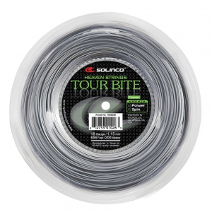 Monofilament String Solinco Tour Bite 1.15 200 m Reel  Grey 1920026