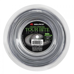 Monofilament String Solinco Tour Bite 1.20 200 m Reel  Grey 1920027