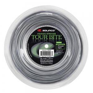Monofilament String Solinco Tour Bite 1.25 200 m Reel  Grey 1920028