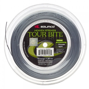 Monofilament String Solinco Tour Bite Mini 1.30 100 m Reel  Grey 1920065