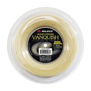 Multifilament String Solinco Vanquish 1.20 200 m Reel  Natural 91921R