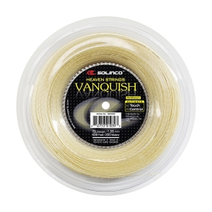 Multifilament String Solinco Vanquish 1.35 200 m Reel  Natural 1920046