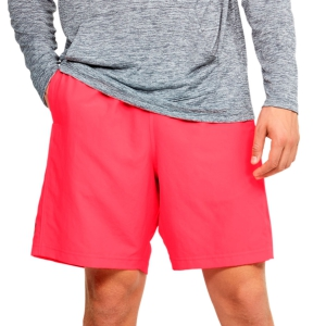 Pantaloncini Tennis Uomo Under Armour Woven Graphic 8in Pantaloncini  Red 13096510628