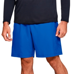 Pantaloncini Tennis Uomo Under Armour Woven Graphic 8in Pantaloncini  Blue 13096510486
