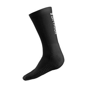 Calcetines de Tenis Wilson Rush Pro Crew Calcetines  Black/White WRA580502