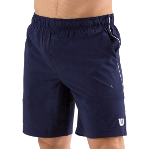 Pantalones Cortos Tenis Hombre Wilson Competition 8in Shorts  Peacoat WRA773807