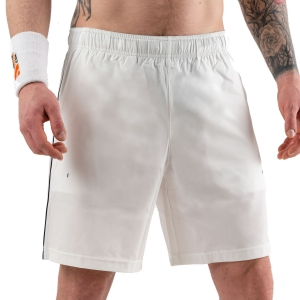 Men's Tennis Shorts Wilson Competition 8in Shorts  White WRA773806