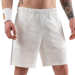 Pantaloncini Tennis Uomo Wilson Competition 8in Pantaloncini  White WRA773806