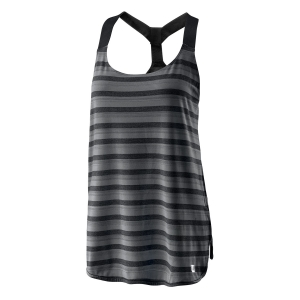 Women`s Tennis Tanks Wilson Control Tank  Black WRA780202