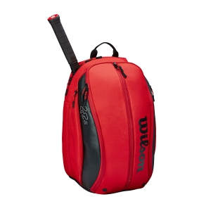 Tennis Bag Wilson Federer DNA Backpack  Red WR8005301