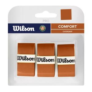 Overgrip Wilson Pro Roland Garros x 3 Overgrip  Clay WR8402101