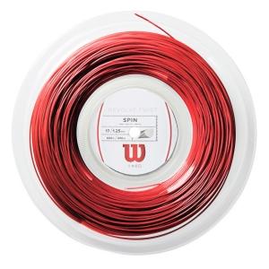 Monofilament String Wilson Revolve Twist 1.25 200 m Reel  Red WR830000417