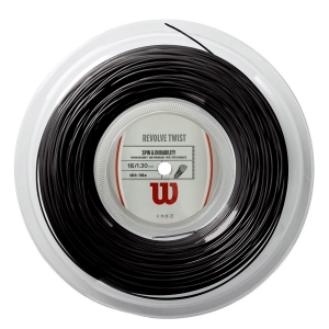 Monofilament String Wilson Revolve Twist 1.30 200 m Reel  Grey WR830000316