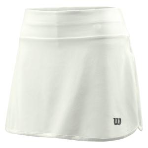 Faldas y Shorts Wilson Training Falda  White WRA783201