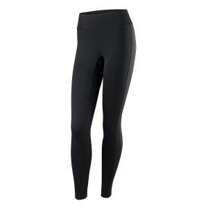 Women's Tennis Pants and Tights Wilson Training Tights  Black WRA781401