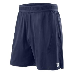 Men's Tennis Shorts Wilson UL Kaos 7in Shorts  Peacoat WRA779102