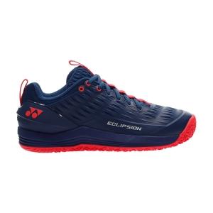 Men`s Tennis Shoes Yonex Eclipsion 3 Clay  Blue/Red SHTE3CLEXBR