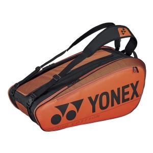Tennis Bag Yonex Pro x 9 Bag  Orange BAG92029EXAR