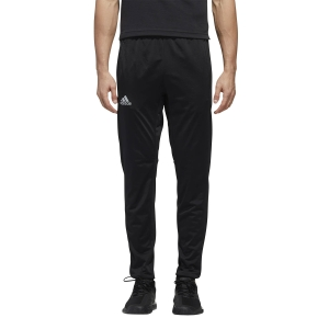 Pantaloni e Tights Tennis Uomo Adidas 3s Knit Pantaloni  Black FS3770
