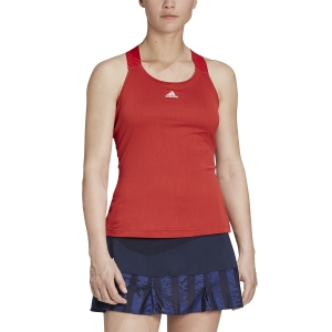 Top de Tenis Mujer Adidas Classic Top  Legacy Red/Haze Coral FT6383
