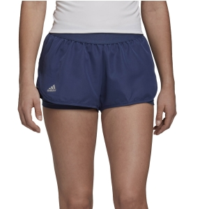 Faldas y Shorts Adidas Club 2in Shorts  Tech Indigo FU0865
