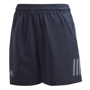 Pantalones Cortos  y Pantalones Boy Adidas Club 3 Stripes 5in Shorts Nino  Legend Ink FU0847