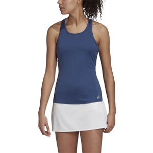 Top de Tenis Mujer Adidas Club Top  Tech Indigo FU0882
