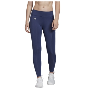 Women's Tennis Pants and Tights Adidas Club Tights  Tech Indigo/Matte Silver FK7003