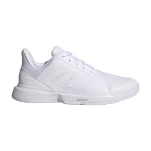 Men`s Tennis Shoes Adidas CourtJam Bounce SL  Ftwr White FU9101