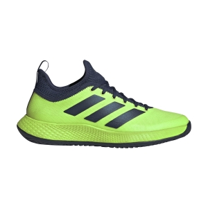 Men`s Tennis Shoes Adidas Defiant Generation  Signal Green/Tech Indigo/Signal Green FX5811