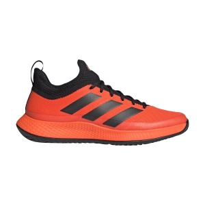 Men`s Tennis Shoes Adidas Defiant Generation  Solar Red/Core Black FX5808