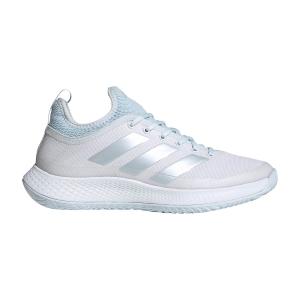 Calzado Tenis Mujer Adidas Defiant Generation  Ftwr White/Sky Tin FX5813