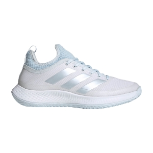 Women`s Tennis Shoes Adidas Defiant Generation  Ftwr White/Sky Tin FX5813