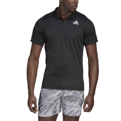 adidas adidas Freelift HEAT.RDY Polo  Black  Black GG3750