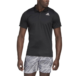 Polo Tenis Hombre Adidas Freelift HEAT.RDY Polo  Black GG3750