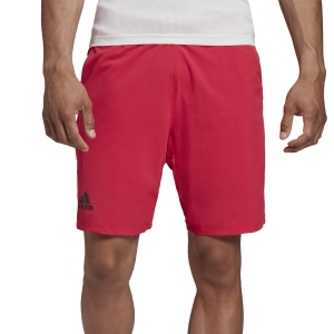 Men's Tennis Shorts Adidas HEAT.RDY 2 In 1 9in Shorts  Power Pink GG3741