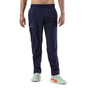 Men's Tennis Pants and Tights Australian Slam Pants  Blu Cosmo 85034842