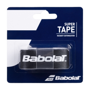 Rackets Accessories Babolat Super Tape Black  Protection Tape x5 710020105