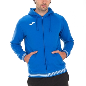 Men's Tennis Shirts and Hoodies Joma Campus III Classic Hoodie  Royal 101590.700