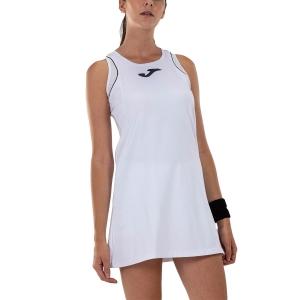 Vestito da Tennis Joma Misiego Vestito  White/Red 900980.206