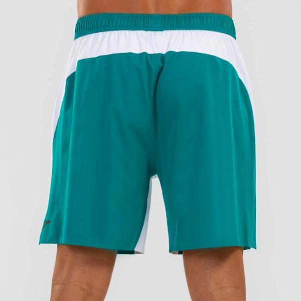 Joma Open II 8in Pantaloncini - Green