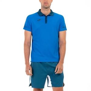 Polo Tennis Uomo Joma Open II Polo  Campanula 101449.724