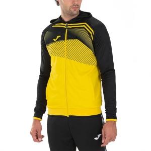 Camisetas y Sudaderas Hombre Joma Supernova II Sudadera  Yellow/Black 101605.901