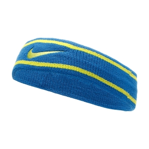 Bandas Tenis Nike DriFIT Banda  Blue/Lime N.NN.A6.493.OS
