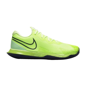 Men`s Tennis Shoes Nike Air Zoom Vapor Cage 4 Clay  Ghost Green/Blackened Blue/Barely Volt CD0425302