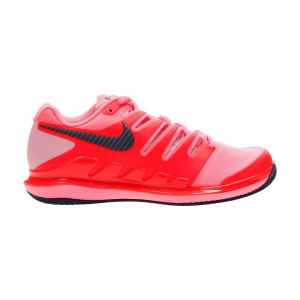 Women`s Tennis Shoes Nike Air Zoom Vapor X Clay  Laser Crimson/Blackened Blue/Pink AA8025604