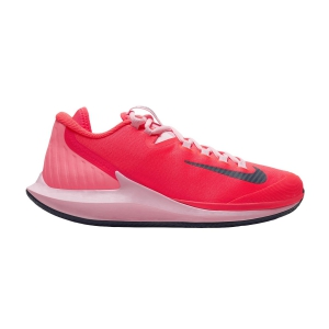 Women`s Tennis Shoes Nike Court Air Zoom Zero Clay  Laser Crimson/Blackened Blue/Pink CI9839604