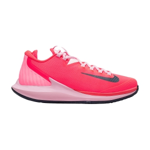 Calzado Tenis Mujer Nike Court Air Zoom Zero HC  Laser Crimson/Blackened Blue/Pink AA8022604